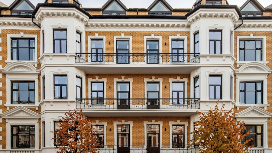 Frogner House Apartments Skovveien 15