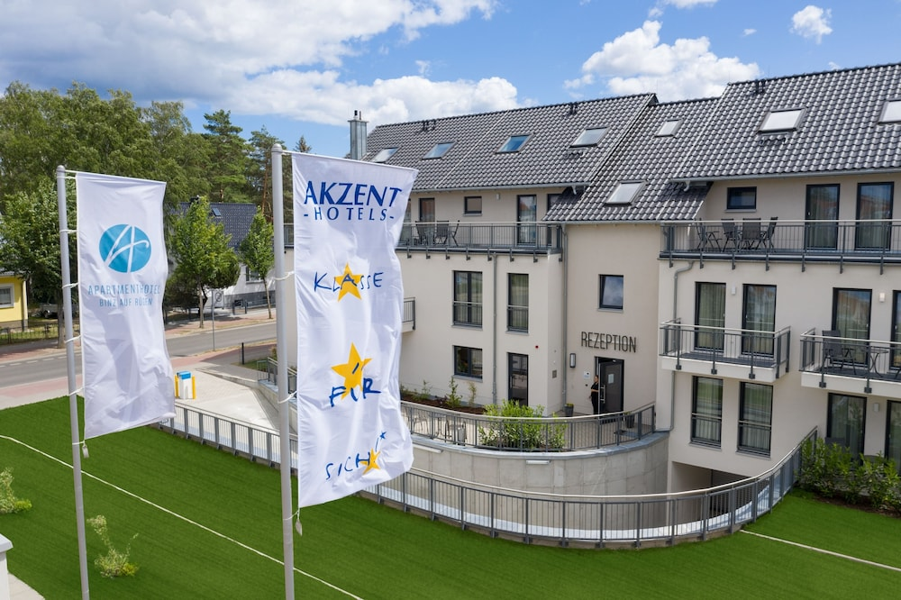 Front of Property, AKZENT Apartmenthotel Binz