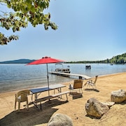 Center Ossipee Pet-friendly Cottage w/ Dock!