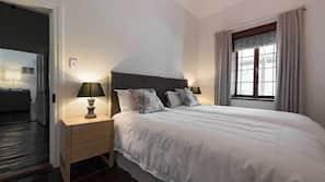 3 bedrooms, premium bedding, individually decorated