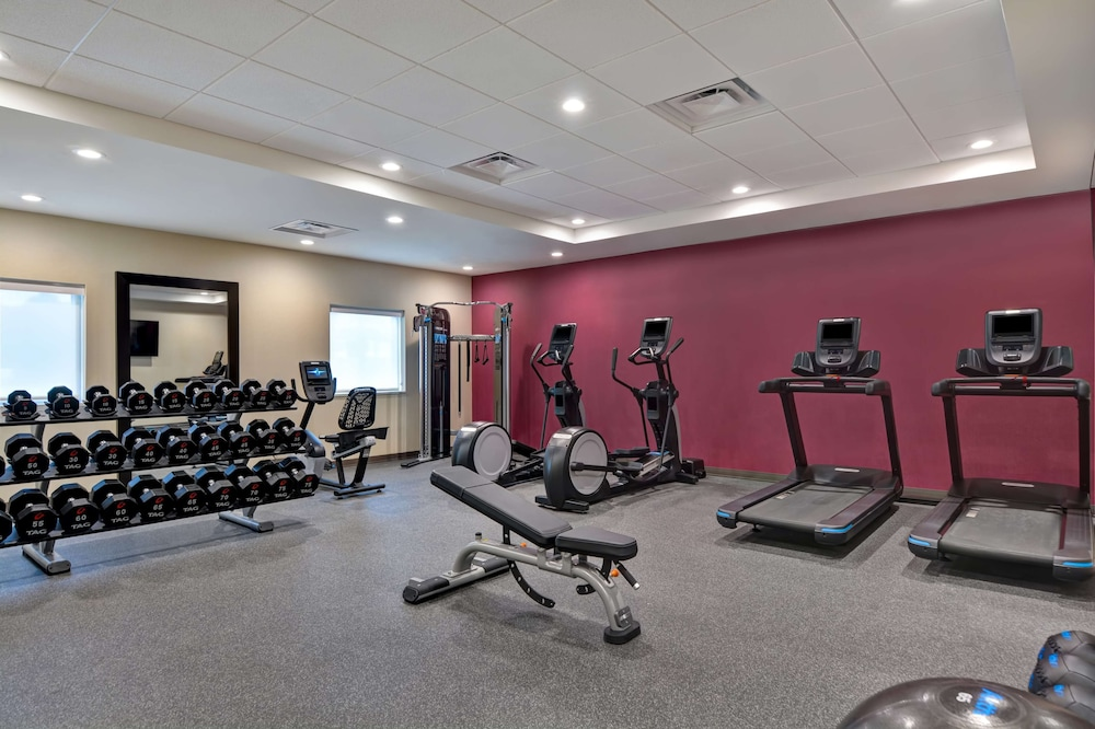 Fitness Facility, Home2 Suites Sarasota I-75 Bee Ridge, FL
