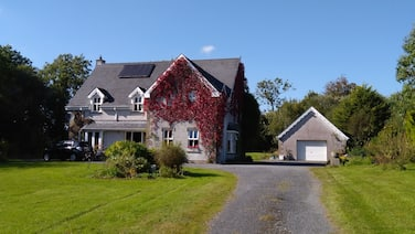 Large family home in Wexford