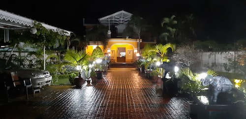 Shivangi's Villa is a Private Villa Situated Next to Airport .