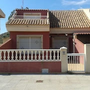 House With 2 Bedrooms in Cartagena, With Terrace - 100 m From the Beach