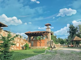 Serbian Folk Resort Rashaville
