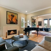 Graciously Elegant & Art-filled Home In Montclair! 3 Bedroom Home