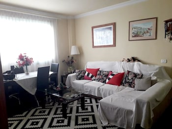 Apartment With 3 Bedrooms in Santa Cruz de Tenerife, With Wonderful sea View and Wifi - 10 km From the Beach