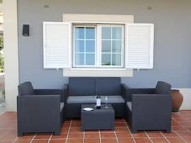 House With 3 Bedrooms in Colares, With Wonderful sea View, Enclosed Garden and Wifi - 4 km From the Beach