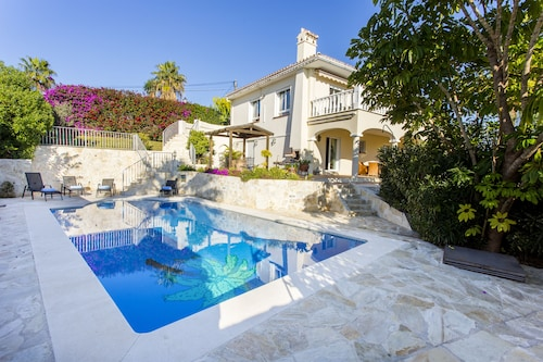 Villa Near Beach In Marbella