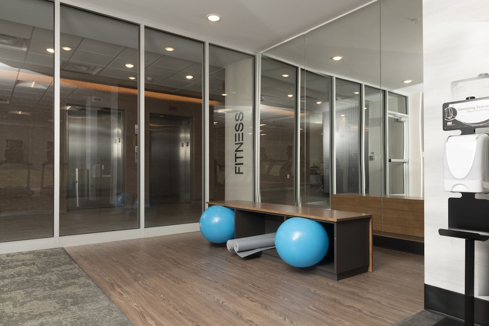 Fitness Facility, Fairfield Inn & Suites by Marriott Louisville New Albany IN