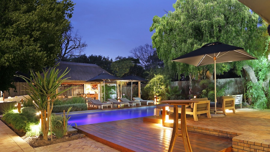 Garden Retreat - Adults Only