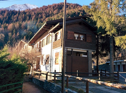 Large and Comfortable Apartment in Courmayeur