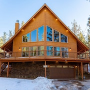 Grand Mountain Cabin-1832 by Big Bear Vacations