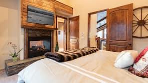 4 間臥室、設計自成一格、家具佈置各有特色、免費 Wi-Fi