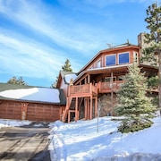 Log Home Luxury-1591 by Big Bear Vacations