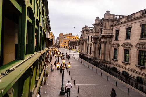 Lima Hostel Located in a Strategic Area in the City of Lima