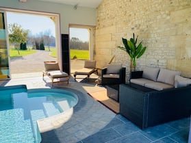 Luxury Chateau France - Pool