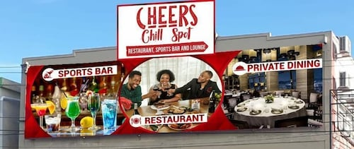 Cheers Chill Spot