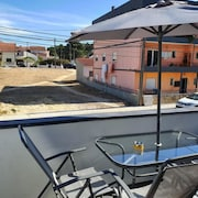 Apartment With one Bedroom in Quinta do Conde, With Furnished Terrace and Wifi - 16 km From the Beach