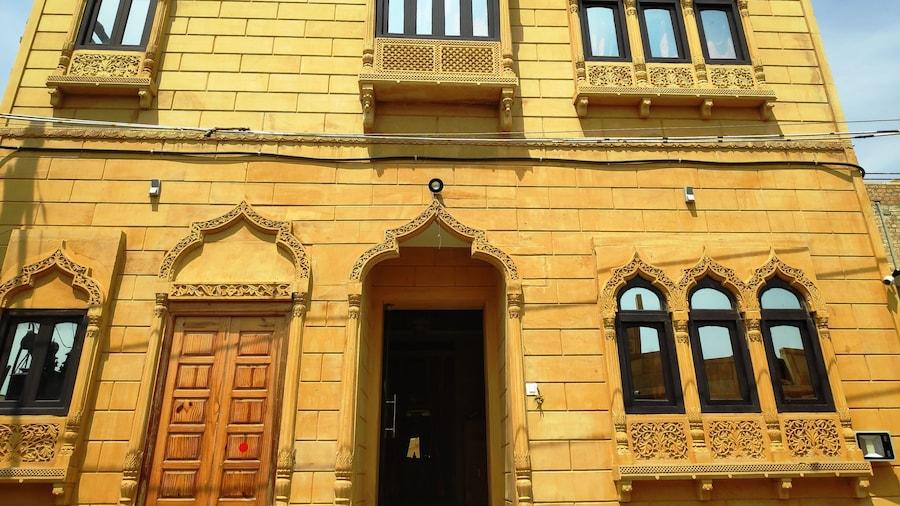 Hotel Romany Haveli Jaisalmer