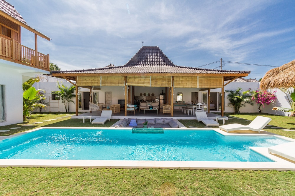 Pool, Exquisite Architectural Villa With Outdoor Pool