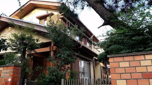 Family Private House and 2 Apartments in Tokyo Suburb