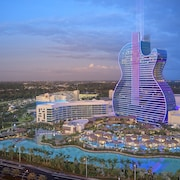 The Guitar Hotel at Seminole Hard Rock