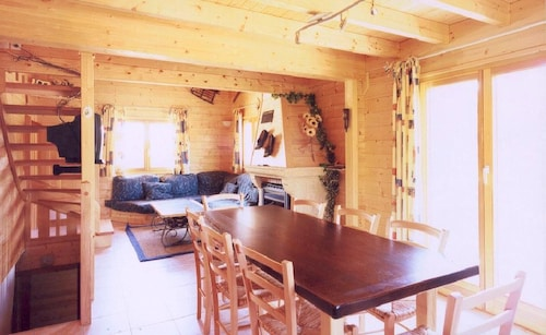 Chalet With 5 Bedrooms in La Bresse, With Furnished Terrace and Wifi - 9 km From the Slopes