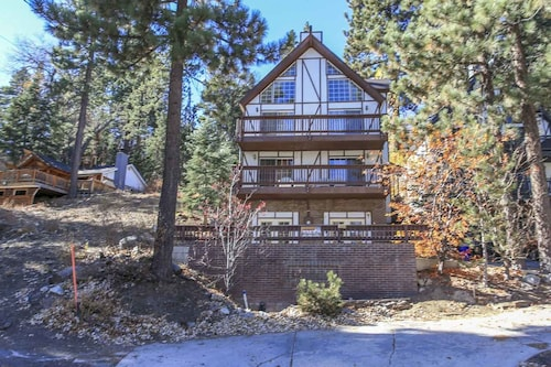 Bear Mountain Chalet-639 by Big Bear Vacations
