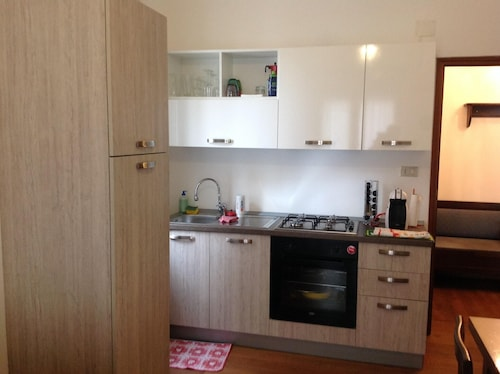 Apartment With one Bedroom in Savona, With Wonderful City View and Balcony - 2 km From the Beach