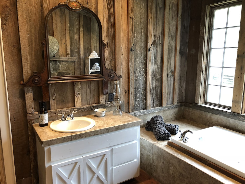 Bathroom, Coulter Farmstead