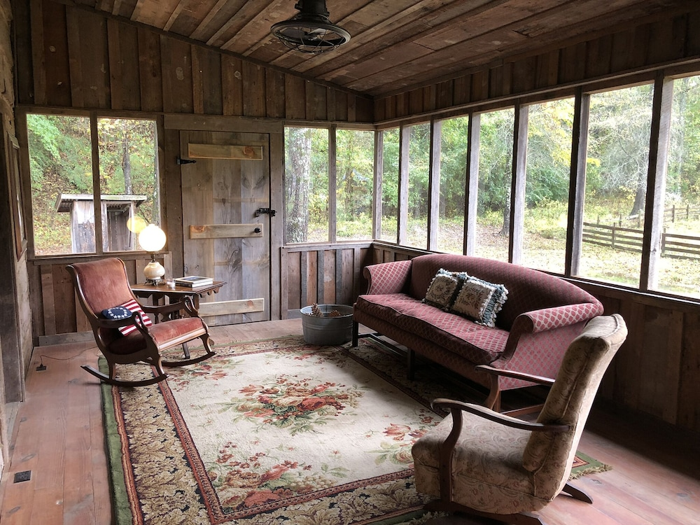 Living Room, Coulter Farmstead