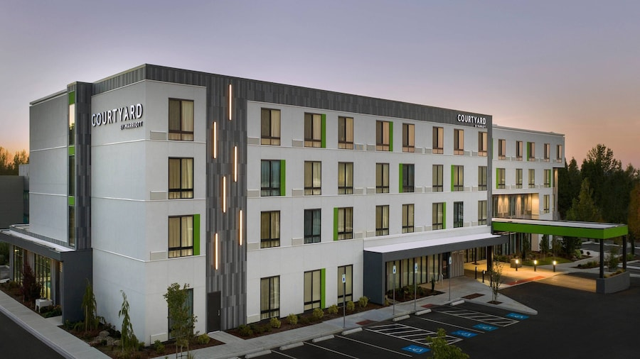 Courtyard by Marriott Portland East