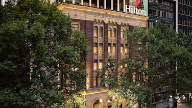 Hilton Melbourne Little Queen Street