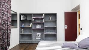 2 sovrum, strykjärn/strykbräda, gratis wi-fi och sängkläder