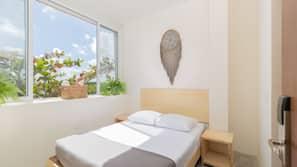 Ropa de cama hipoalergénica, colchones viscoelásticos, wifi gratis