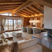 Luxury Alpine Chalet Bockberg