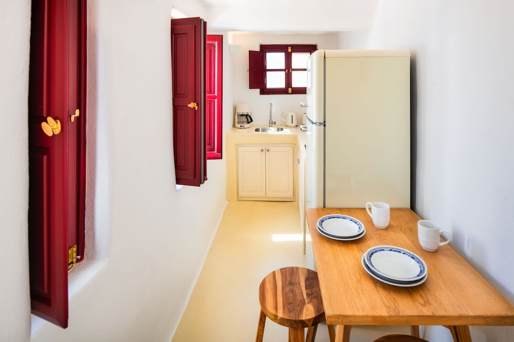 Private Kitchenette, Oikia