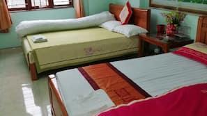 9 Schlafzimmer, Zimmersafe, WLAN