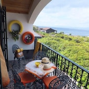 House With 3 Bedrooms in Prainha, With Wonderful sea View, Enclosed Garden and Wifi - 4 km From the Beach
