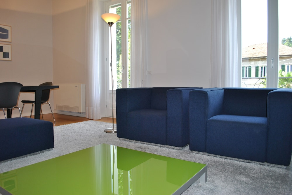 Living Room, Villa Maria Lake Como