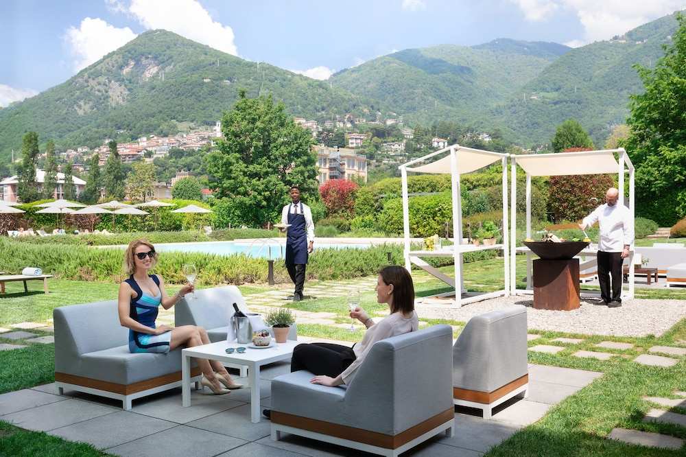 Terrace/Patio, Villa Maria Lake Como