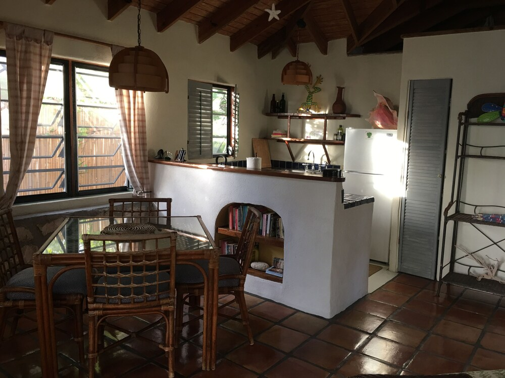 Private Kitchen, The Beautiful Little House at Pigeon Cay Club