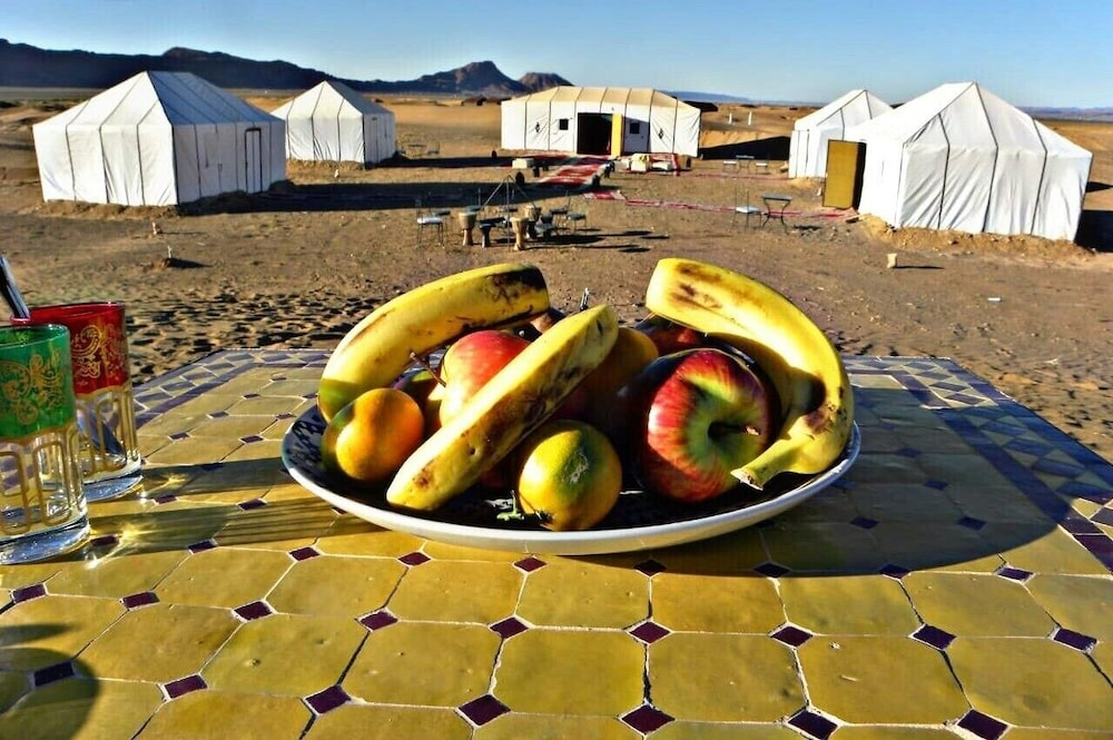 Front of Property, Zagora luxury camp