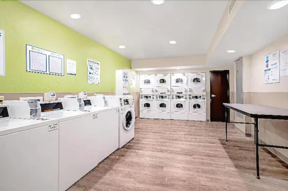 Laundry Room, WoodSpring Suites Tamarac
