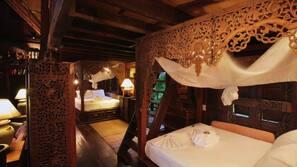 2 間臥室、保險箱、熨斗/熨衫板、Wi-Fi
