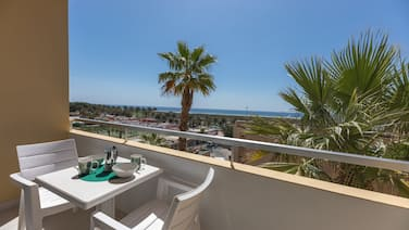 New & Modern Studio Flat with Ocean  View & Free Wifi - Playa del Matorral, Jandia (285)