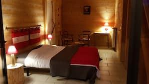 Egyptian cotton sheets, premium bedding, blackout drapes, soundproofing