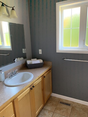 Bathroom, This Beautiful Rancher Style Home Located Near the Majestic Well Grey Park