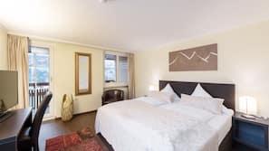 Allergikerbettwaren, Zimmersafe, individuell dekoriert, kostenloses WLAN